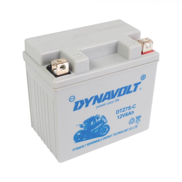 6-On Maintenance Free Battery YTZ7S For BMW S 1000 RR ABS 2015